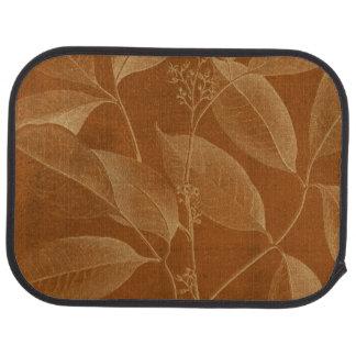 Modern Botany VI Floor Mat
