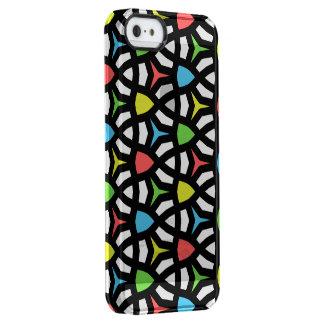 Modern Bright Geometrical Pattern in contemporary iPhone 6 Plus Case
