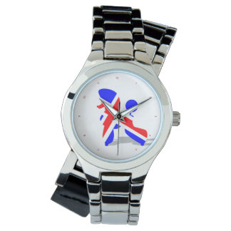 Modern British Poodle Watch
