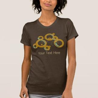 Modern Bubbles Shirt - Olive