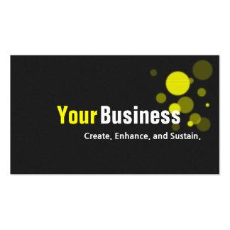 Modern Business Management Design Software Pack Of Standard Business Cards