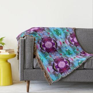 Modern Butterfly Blanket