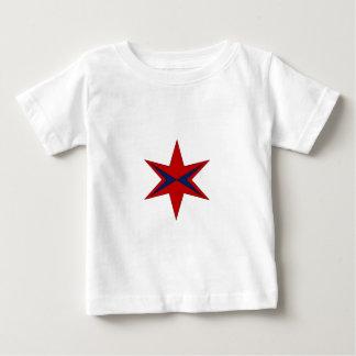 Modern Captain Chicago Logo Baby T-Shirt