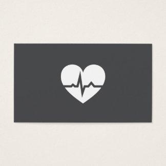 Modern cardiologist cardiology heart elegant gray