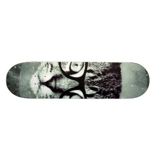 Modern Cat Skate Board Decks