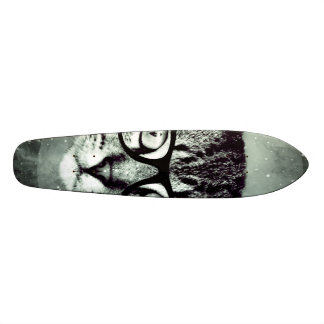 Modern Cat 20.6 Cm Skateboard Deck