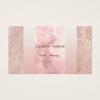 Modern Charming Elegant Business Card