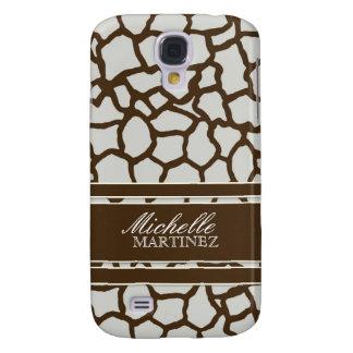 Modern Chic Fashion Giraffe Skin Pattern Phone HTC Vivid / Raider 4G Cover