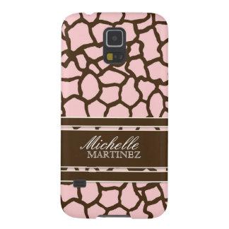 Modern Chic Fashion Giraffe Skin Pattern Phone Galaxy Nexus Case