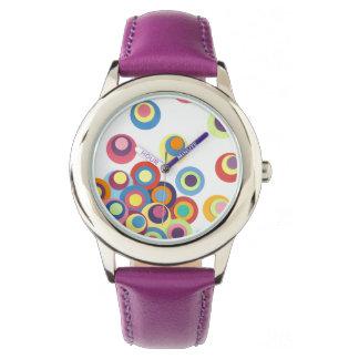 Modern Circle Design Watch