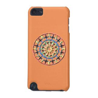 Modern circle pattern iPod touch 5G case