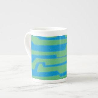 Modern Circuit V Tea Cup