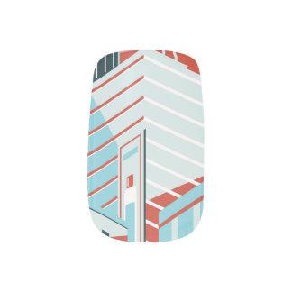 Modern City Minx Nail Art