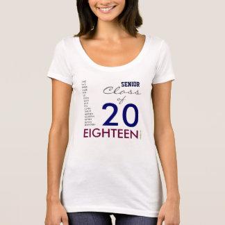 Modern Class of 2018 T-Shirt
