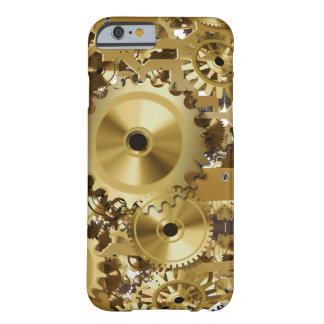 Modern Clock Engine iPhone 6 Case Barely There iPhone 6 Case