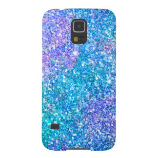 Modern Color Blend Beautiful Glitter Print Galaxy S5 Cover