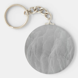 Modern Colorful Abstract Art Pattern Basic Round Button Key Ring