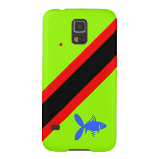 Modern colorful galaxy s5 cover