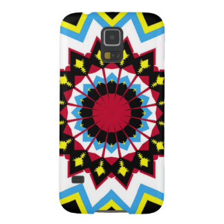 Modern colorful pattern case for galaxy s5