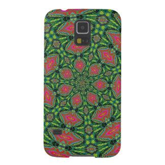 Modern colorful pattern galaxy s5 case