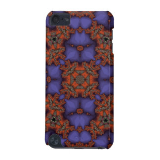 Modern colorful pattern iPod touch (5th generation) case