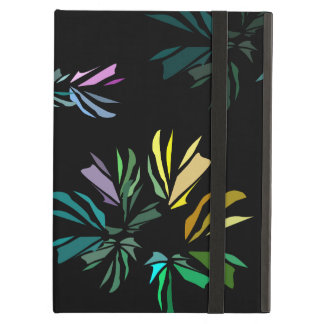Modern Colorful Stylized Fish Pattern Case For iPad Air