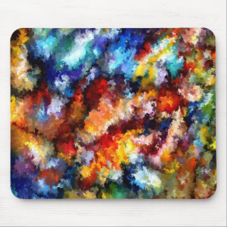 Modern composition 06 mouse pad