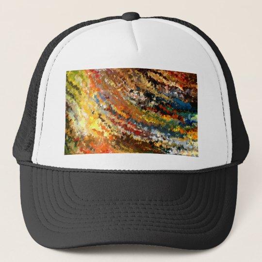 Modern composition 07 trucker hat
