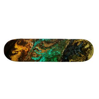 Modern composition 21 by rafi talby skate board