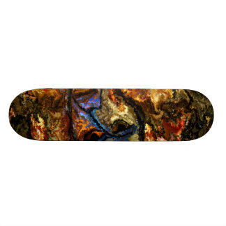 Modern composition 26 by rafi talby skate deck