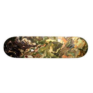 Modern composition 28 by rafi talby skate board