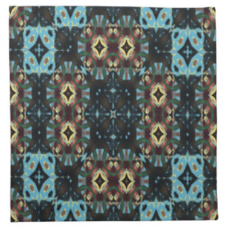 Modern cool trendy pattern napkin