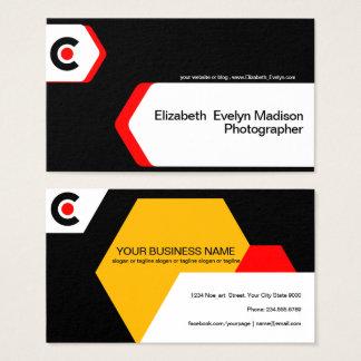 modern creative 003 business card
