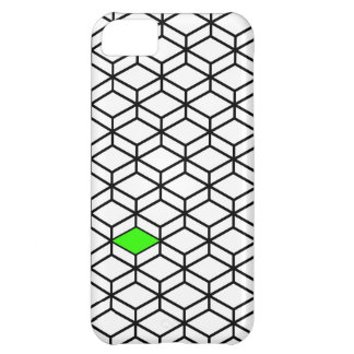 Modern Cube Illusion iPhone 5C Case