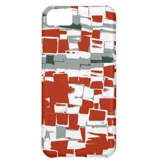 Modern cubism background iPhone 5C covers