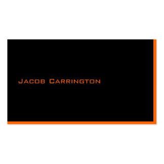 Modern Custom Edge 2 Pack Of Standard Business Cards