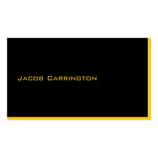 Modern Custom Edge 6 Pack Of Standard Business Cards