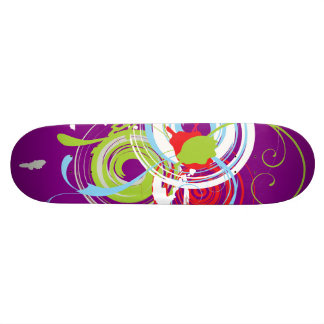 Modern Custom Skateboard