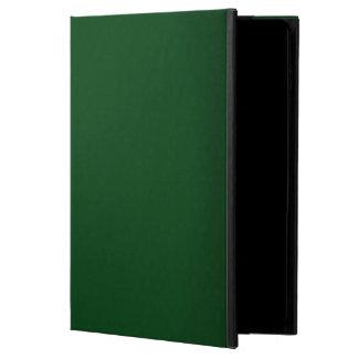 Modern Customizable Forest Green Powis iPad Air 2 Case