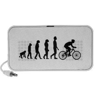Modern Cycling Human Evolution Scheme Speaker System