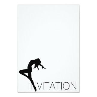 Modern Dance Club Invitation Vip Invitation