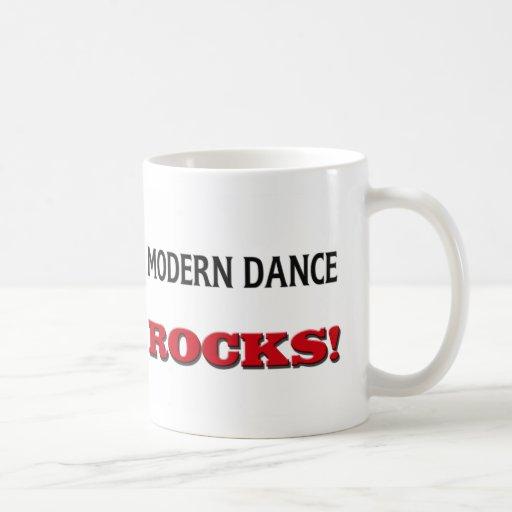 Modern Dance Rocks Mugs