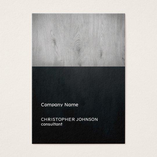 Modern Dark Texture Black Grey Wood Construction Business