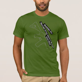 Modern Day Musket Goes Here T-Shirt