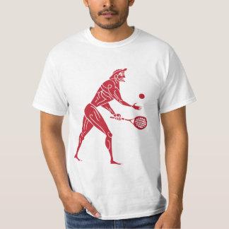 Modern Day Olympian Tennis T-Shirt