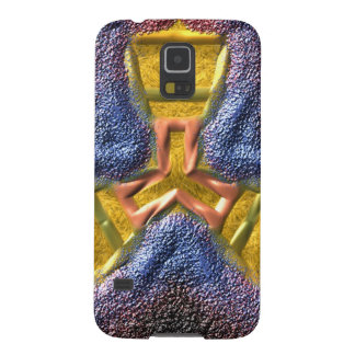 Modern decorative pattern galaxy s5 case