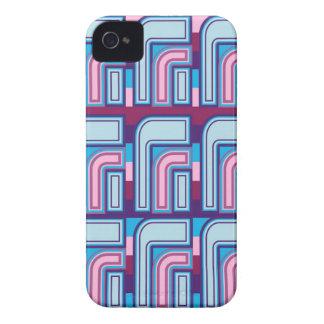 Modern decorative patterns Case-Mate iPhone 4 case