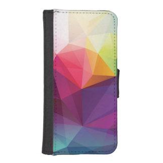 Modern Design iPhone SE/5/5s Wallet Case