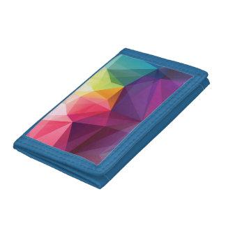 Modern Design Tri-fold Wallets