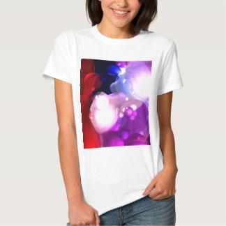 Modern Digital Abstract Art Shirt